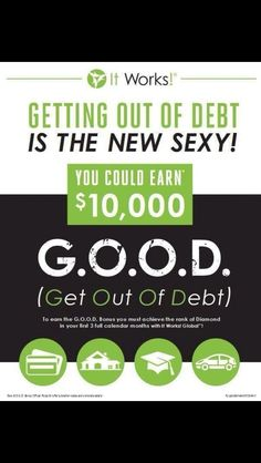 Contact me today!  For $99 you can start your own business! https://tracyllane.myitworks.com