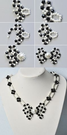 Like the butterfly beaded necklace?The details will be released by LC.Pandahall.com