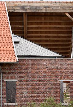 Architecten de Vylder Vinck Taillieu - CG house, Pajottenland 2016.