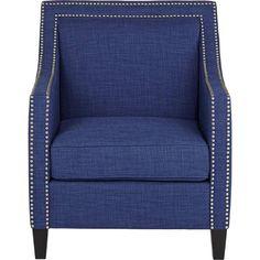 Three Posts Rotterdam Studded Arm Chair & Reviews | Wayfair - $292.99