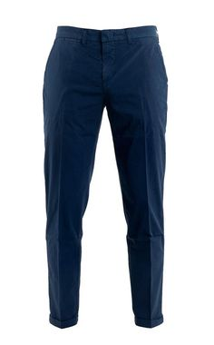 TROUSERS WITH TURN-UP Trousers Clothing for Men - Contre - Clothing and Accessories for Men / Women online