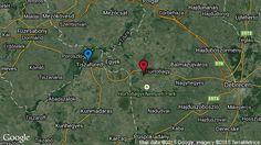 Tisa a Hortobágy: tam, kde zní zpěv vodních ptáků a biče čikošů - iDNES. Budapest, Map, Location Map, Maps