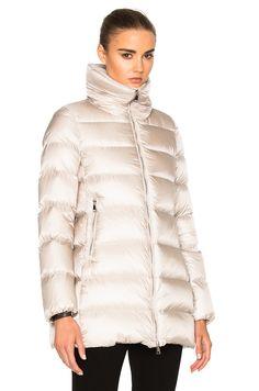 Moncler Torcyn Jacket in Beige | FWRD