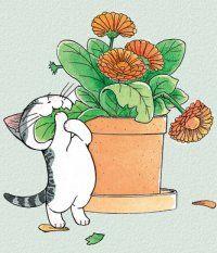Les chats chaton DESIGN CUISINE top petit Snack Plateau Thé Sac Tidy