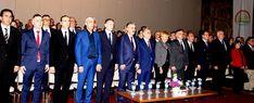 Murat Demircan/İZMİR-Ege İhracatçı Birlikleri çatısı altındaki tarım birliklerinin Yönetim Kurulu Başkanları, Gıda Tarım ve Hayvancılık Bakanı  Yakamoz Yakut culture and arts news