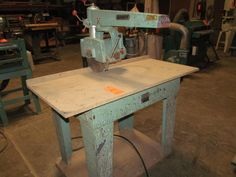 LotNut Woodworking Power Tools, Popular Woodworking, Woodworking Jigs, Woodworking Projects, Radial Arm Saw, Dining Table, Furniture, Advice, Home Decor