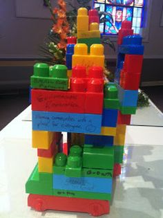 (im)possible things with god: Lego Prayers...adapt this for claddingprayer on Lego movie night-body of Christ