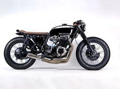 Honda CB750 1975 By MotoHangar