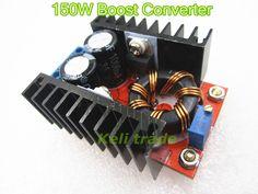 20pcs 150W Boost Converter DC-DC 10-32V to 12-35V Step Up Voltage Charger Module  #Affiliate