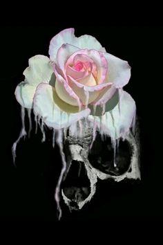 Flower#Skull