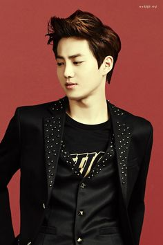 SUHO - Ivy Club Poster cr: SeoJeong
