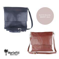 Simple classic Italian real leather quality shoulder bag. Danni Bag are available in two colours Black and Brown. Suitable for all sexes. Complement your everyday outfit with this stylish, minimal shoulder bag!! Go grab them: http://marlafiji.com/…/danny-brown-unisex-italian-leather-m… FREE SHIPPING within Australia. www.marlafiji.com ‪#‎marlafiji‬ ‪#‎italianleather‬ ‪#‎shoulderbag‬ ‪#‎dannibag‬