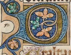 Detail from The Luttrell Psalter, British Library Add MS 42130 (medieval manuscript,1325-1340), f168v