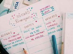 Post sobre finanças lá no blog
