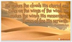 Psalm 104:3-4