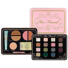 Too Faced Sweet Indulgence Palette - $52 (381 value) Delectable shades for cheeks, lips & eyes. Primer and brush included! Limited-edition. Exclusive. #GiftExtraordinary #Sephora