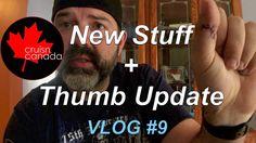 Last Few Things + Thumb Update - 2017 Newfoundland Travel Vlog #8