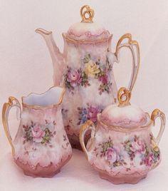 beautiful tea sets