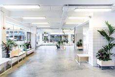 A Look Inside IKEA's Space 10 Innovation Lab in Copenhagen: IKEA explores the future of urban living. Flexible Furniture, Interior Work, Interior Design, Ikea New, Innovation Lab, Villa, Space Architecture, Nordic Design, Commercial Interiors