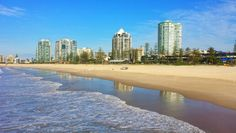 Coolangatta Beach, Queensland, Australia