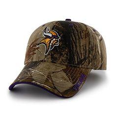 Minnesota Vikings Camo Hats