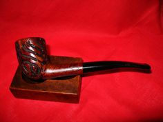 Vintage Estate Pipe Dr Grabow Imported Briar by OsanyinPipes, $9.99