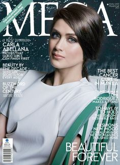 Mega Magazine [Philippines] (October 2013) Carla Abellana Secret Age, Filipina Beauty, Girl Inspiration, Stem Cells, Actors & Actresses, Cool Girl, The Cure, Hair Makeup, Skin Care