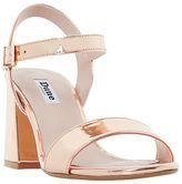 Dune Mylow Block Heeled Sandals