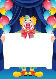 large print hd Transparent Birthday Frame with Clown Happy Birthday Frame, Birthday Photo Frame, Birthday Frames, Happy Birthday Messages, Circus Birthday, Birthday Photos, It's Your Birthday, Birthday Cards, Birthday Gifts