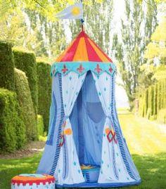 Children's Knights Tent