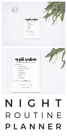Do you have trouble going to bed at a reasonable hour and wish you were able to get a little more sleep? Yeah, we all do! Try creating your own night routine to help you settle down, unwind, and still be productive before bed time. Click here for a free worksheet to help plan your night routine!