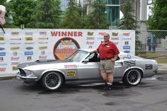 Congratulations to Ridetech's Bret Voelkel for winning the Goodguys Rod & Custom Association November Scottsdale Shootout Duel In The Desert invitation, at this past weekend's Goodguys Nashville autocross in his '69 Mustang on Forgeline ZX3 wheels.  #Forgeline #ZX3 #notjustanotherprettywheel #madeinUSA #Ford #Mustang