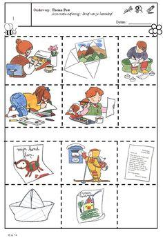 Dramatic Play, Post Office, Mail Art, Kindergarten, Teaching, Logo, School, News Media, Amor