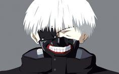 Tokyo ghoul, ken kaneki, anime artwork wallpaper