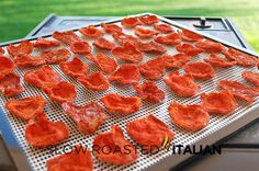 The Slow Roasted Italian - Printable Recipes: Sun-dried Tomatoes How To Make Buttermilk, Buttermilk Substitute, Real Food Recipes, Yummy Food, Side Recipes, Sauces, Slow Cooker, The Slow Roasted Italian, Dried Tomatoes