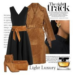 """""""Light Luxury"""" by conch-lady ❤ liked on Polyvore featuring Dolce&Gabbana, Burberry, Aquazzura, women's clothing, women's fashion, women, female, woman, misses and juniors"""