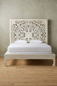 Dream bed. Anthropologie