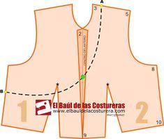 Blusa escote cruzado y pliegues al costado