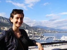 Molly in Monaco!