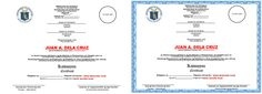 Certificate of Completion and Diploma Templates