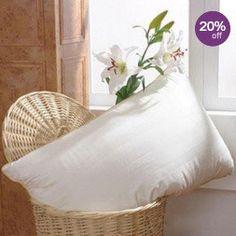 50% Silk Filled Pillows