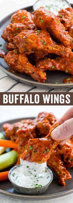 Chicken wing hat buffalo