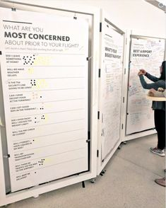 Our guide to design research – corporate event design Interactive Walls, Interactive Display, Interactive Installation, Interactive Exhibition, Cultural Probes, Interaktives Design, Graphic Design, Corporate Event Design, Airport Design