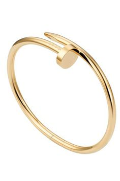 Cartier's new IT bracelet...classic-cool nailed.