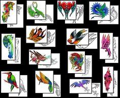 Get the best bird of paradise tattoo design ideas here!