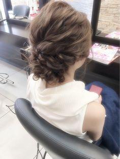 浴衣 和装 結婚式 ヘアアレンジ 堀田慎太郎 - 24時間いつでもWEB予約OK!ヘアスタイル10万点以上掲載!お気に入りの髪型、人気のヘアスタイルを探すならKirei Style[キレイスタイル]で。