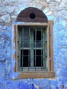 Vessa village, Chios
