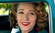Blake Lively plays the ageless Adaline in the 2015 film The Age of Adaline (pictured here in the '40s).