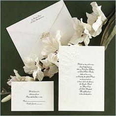 white lily invite?