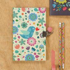 Carnet secret oiseau mini labo